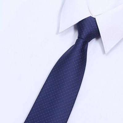 Liba Machine  Made Business Mens Neck Tie Silk Solid Ties